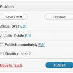 Hide WordPress Post from Homepage and RSS Feeds