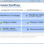 Easily Install WordPress on Windows Using Instant WordPress