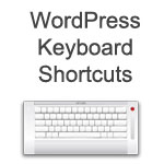 wp shortcuts