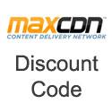 maxcdn discount