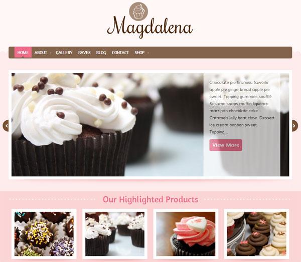 magdalena theme