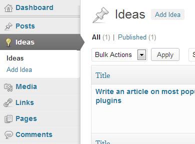 ideas-plugin