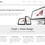 10 Responsive and Retina Display Ready WordPress Themes
