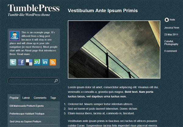 tumblepress