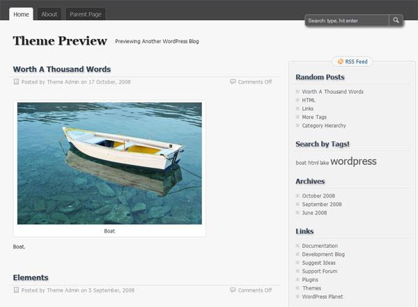 7 Free and Fast Loading WordPress Themes - BeginWP