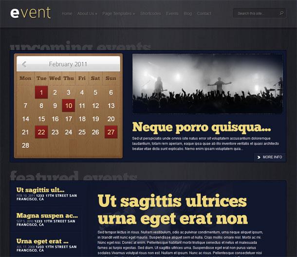 event-theme
