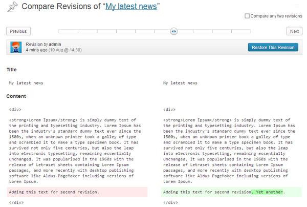 compare-revisions