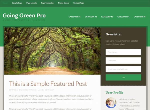 going-green