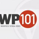 wp101 wordpress videos