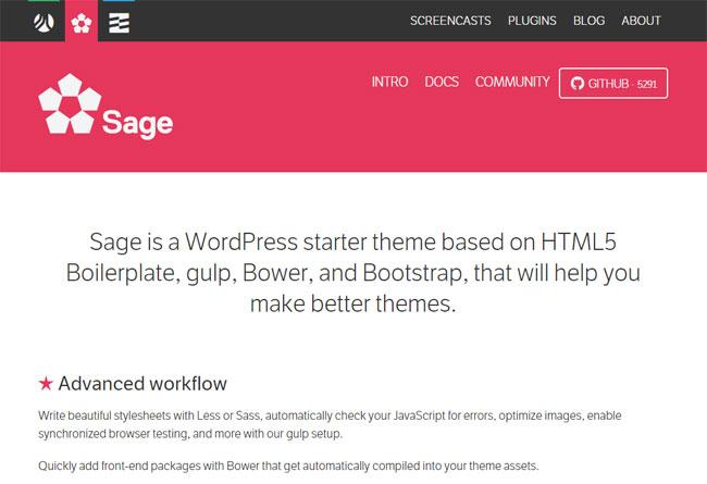 15 Best WordPress Starter Themes & Frameworks In 2015   BeginWP