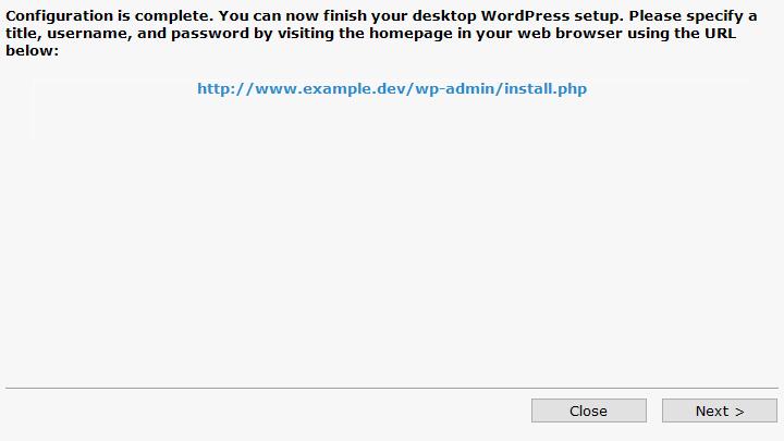 DesktopServer Complete