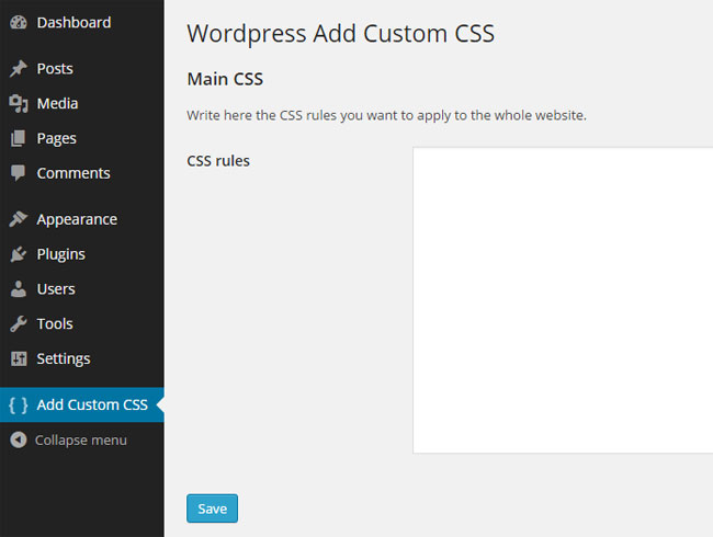 wp-custom-css-plugin
