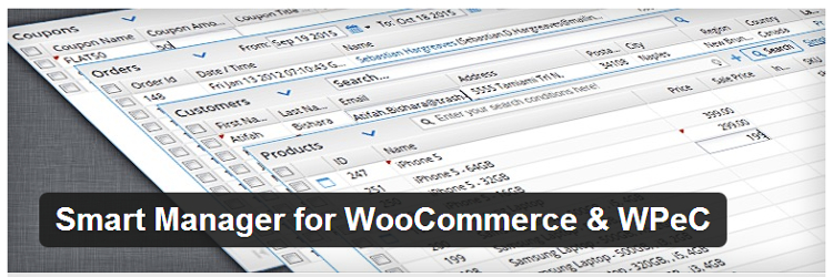 Smart Manager WooCommerce