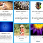 grid layout wordpress