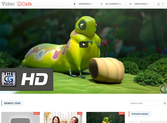 8 Best WordPress Video Themes for Video Blogs & Video Sites